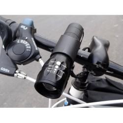 Lanterna pentru bicicleta Q5 7 Watt 2000 Lumeni Waterproof